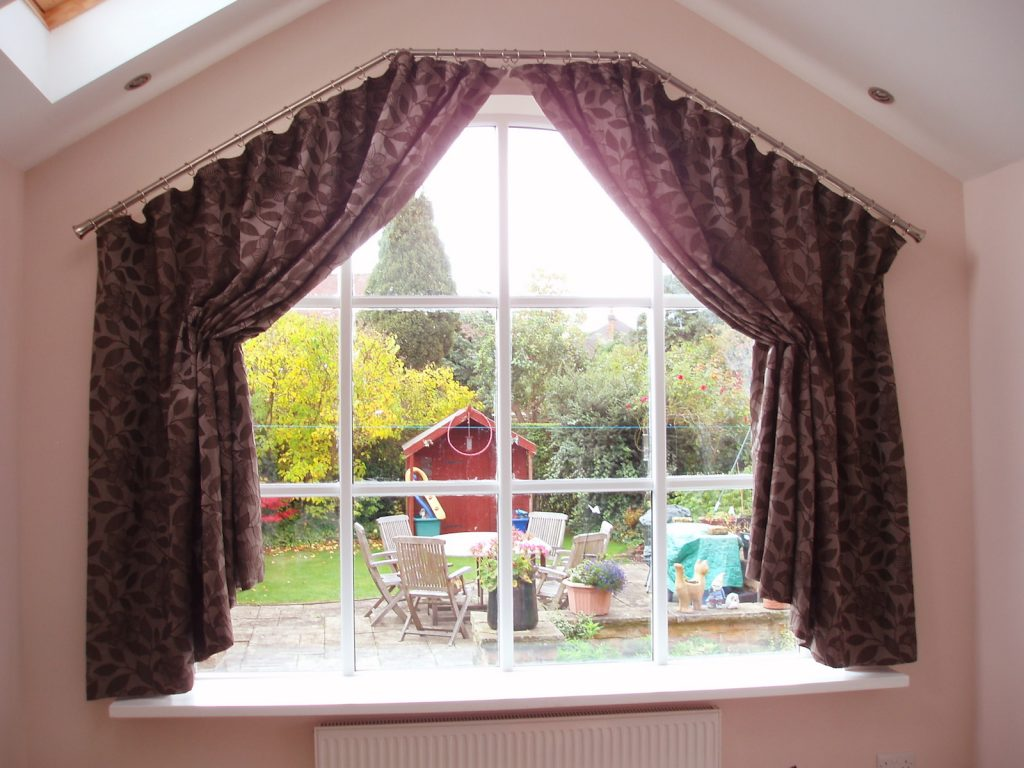 Curtains design in Nottingham