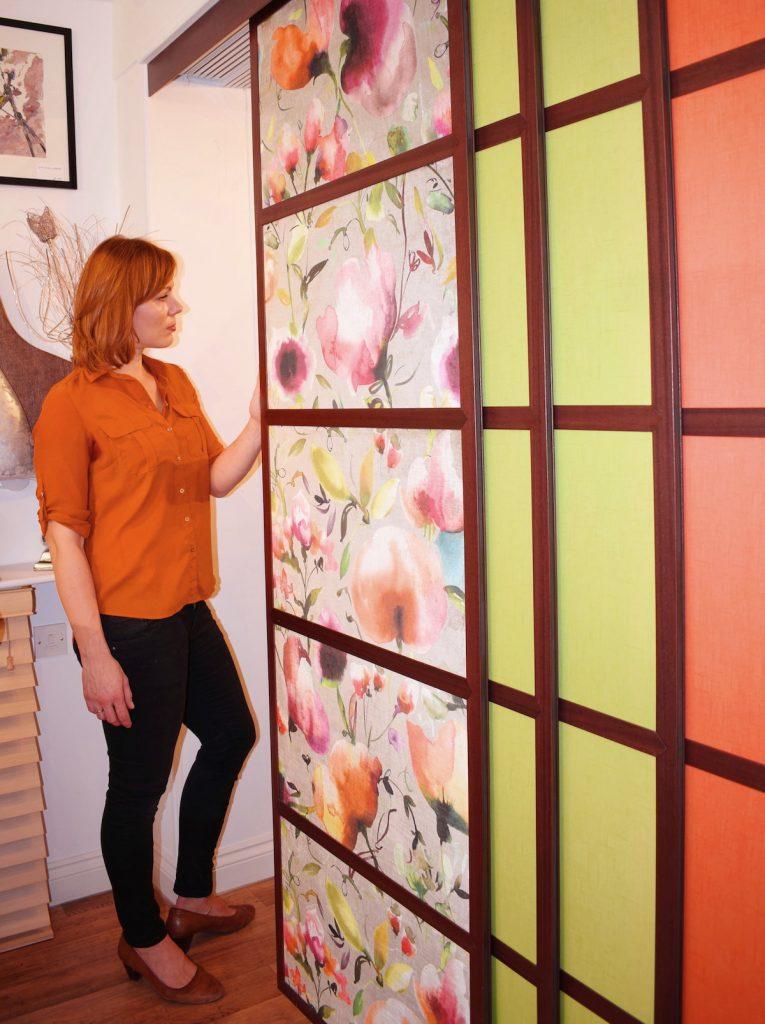 Japanese shoji blinds Nottingham