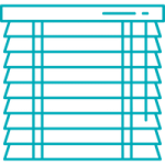 highbury-design-teal-blue-blinds-icon