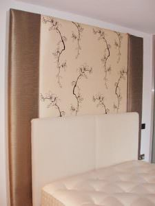 Headboard upholstery Highbury Design Nottingham