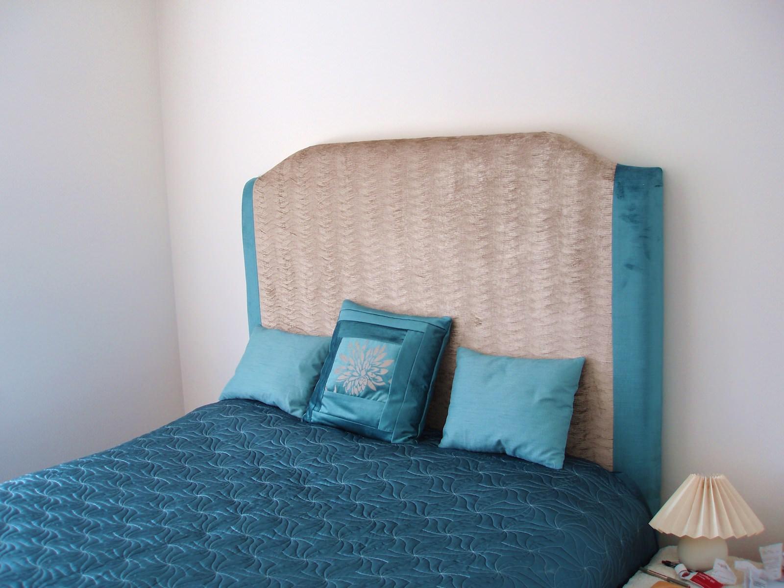 Bespoke Headboard Upholstery Blind company Nottingham