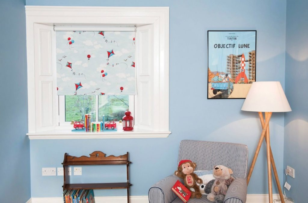 Kids Roller Blinds Blind Company Nottingham