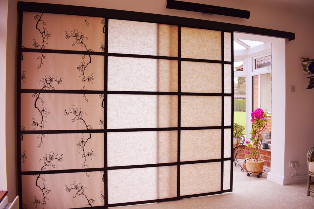 Japanese Shoji blind company Nottingham